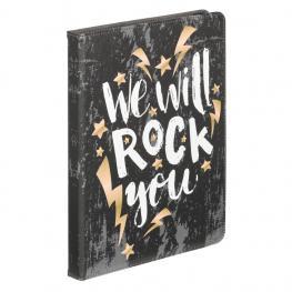 Funda Tablet Maillon Urban Stand Case 9.7-10.2 Rock