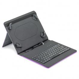 Funda Tablet Maillon Urban Unicorn Keyboard Usb 9.7-10.2