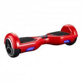 Hoverboard Smartgyro X1S 250W 12Km 10Kmh Rojo 13Kg 120Kg