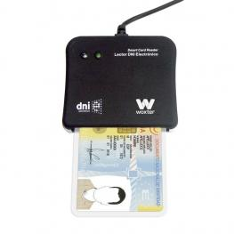 Lector Dni Electronico Woxter Negro