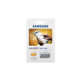 Micro Sd Samsung Evo 64Gb C10 C/adpt R100/w60