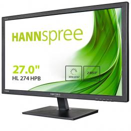Monitor Hanns Hl274Hpb 27 1920X1080 5Ms Hdmi Dvi Altavoces Negro