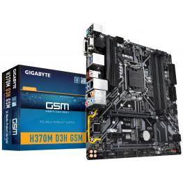 Placa Base Gigabyte H370M D3H Gsm 1151 Matx 4Xddr4