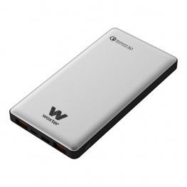 Powerbank Woxter Qc 10500 Mah Plata