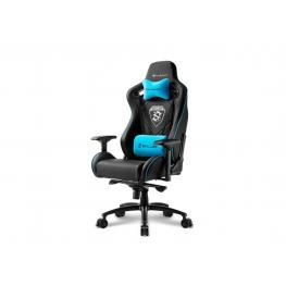 Silla Gaming Sharkoon Skiller Sgs4 Negro Azul 160G