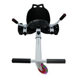 Silla Para Hoverboard Smartgyro Go-Kart Pro Blanco