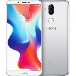 Smartphone Tp-Link Neffos X9 5,99 3 32Gb Plata Octa Huella F8Mpx T13Mpx+5Mpx 4G