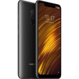 Smartphone Xiaomi Pocophone F1 6,18 6Gb 128Gb Negr Octa F20Mpx T12+5Mpx 4G