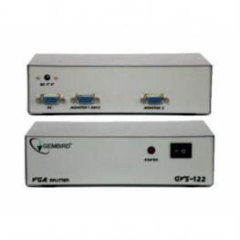 Splitter Gembird Vga 2 Monitores