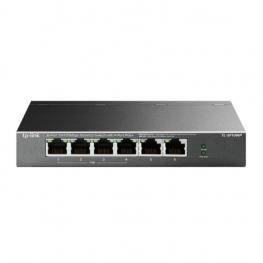 Switch Tp-Link 6 Port 10/100Mbps 4 Port Poe+