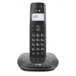 Telefono Fijo Doro Comfort 1010 1 Inalámbrico Negro