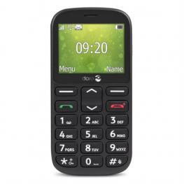 Telefono Movil Senior Doro 1361 2,4 Negro T2Mpx