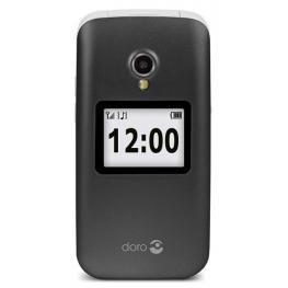 Telefono Movil Senior Doro 2424 2,4 Gris T3Mpx