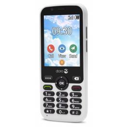 Telefono Movil Senior Doro 7010 2,8 512Mb 4Gb Blanco T3Mpx