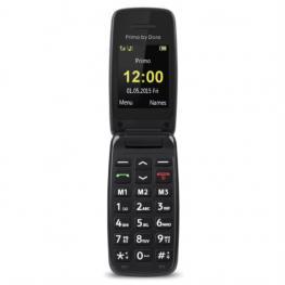 Telefono Movil Senior Doro Primo 401 2 Negro