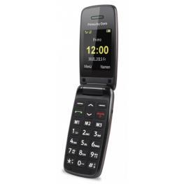 Telefono Movil Senior Doro Primo 401 2 Rojo