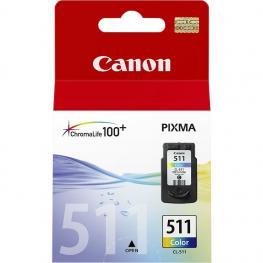 Tinta Canon Cl 511 Color Pixma Mp240 260 480
