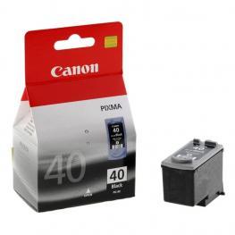 Tinta Canon Pg 40 Negro 16Ml Pixma