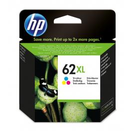 Tinta Hp 62Xl Tricolor Alta Envy 5640 Officejet 5740 Aio