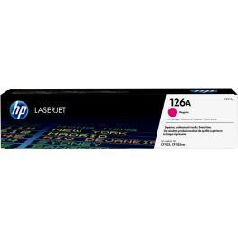 Toner Hp 126A Magenta Pro100 Cp1025Nw 1025 1020 1000Pag