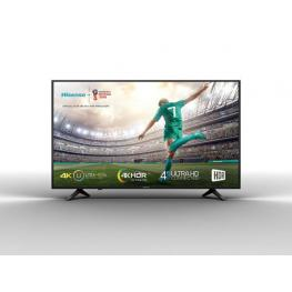 Tv Hisense 50 Uhd Tv/4K Smart Tv, Quad Core,netflix, Mhotel