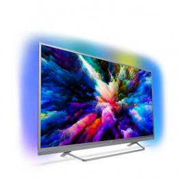 Tv Philips 49 Ultra Hd, Quad Core , 16 Gb, Android, 1700 Ppi, Micro Dpro, Hdrp