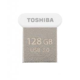 Usb 3.0 Toshiba 128Gb U364 Ultrafit Blanco
