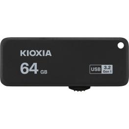 Usb 3.2 Kioxia 64Gb U365 Negro
