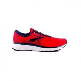 Zapatillas Brooks Glycerin 17 110296 - Red/biking Red/peaco