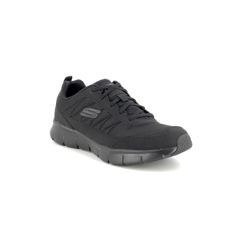 Zapatillas Skechers Synergy 3.0 52584 Bbk Yub Store