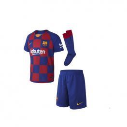 Conjunto Nike Fcb Brt Kit Ao3052 - Deep Royal Blue/varsity M