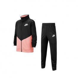 Chándal Nike Core Ste Futura Bv3617 - Black/bleached Coral/whit