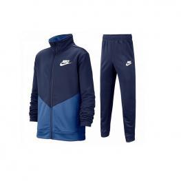 Chándal Nike Core Ste Futura Bv3617 - Midnight Navy/mountain Bl