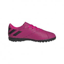Botas Adidas Nemeziz 19.4 Tf J F99936 - Shopnk/cblack/shopnk