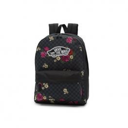 Mochila Vans Realm Backpack Vn0A3Ui6Uwx - Botanical Check