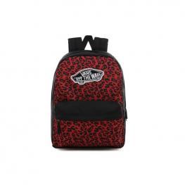 Mochila Vans Realm Backpack Vn0A3Ui6Uy1 - Wild Leopard