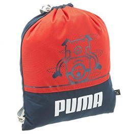 Bolsa Puma Minions Gym Sack 075043 - Peacoat-Flame Scarlet