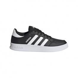 Botas Adidas Breaknet Fx8708 - Cblack/ftwwht/ftwwht