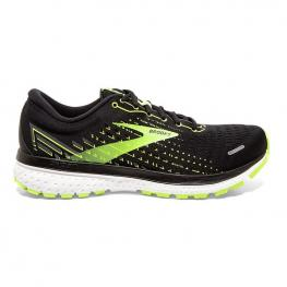 Zapatillas Brooks Ghost 13 110348 - Black/nightlife/white