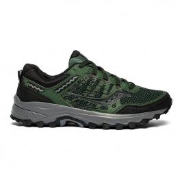 Zapatillas Saucony Excursion Tr12 S20451 - Green / Black