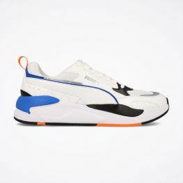 Zapatillas X-Ray 2 Square Puma 373108 - White-White-Black-