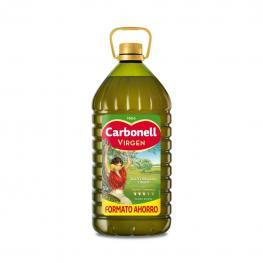 Aceite de Oliva Virgen Carbonell Garrafa 5 L.