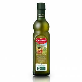 Aceite de Oliva Virgen Extra Hojiblanca Carbonell Sabor Frutado Medio 750 Ml.