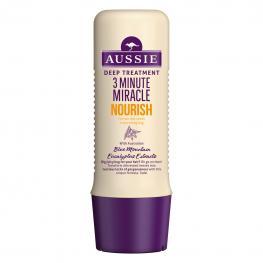 Acondicionador 3 Minute Miracle Nourish Aussie 250 Ml.