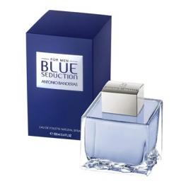 Agua de Colonia Para Hombre Blue Seduction Antonio Banderas 100 Ml.