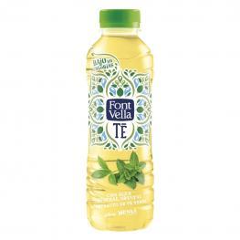 Agua Mineral Font Vella Té Sabor Menta 50 Cl.
