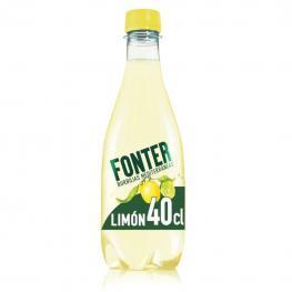 Agua Mineral Fonter Natural Con Gas Con Zumo de Limón y Lima 40 Cl.