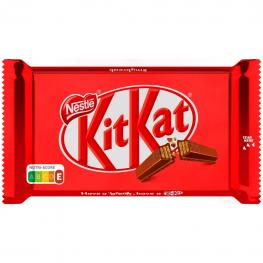 Barrita de Galleta Crujiente Cubierta de Chocolate Nestlé Kit Kat 41,5 G.