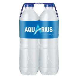 Bebida Isotónica Aquarius Sabor Limón Pack de 2 Botellas de 1,5 L.