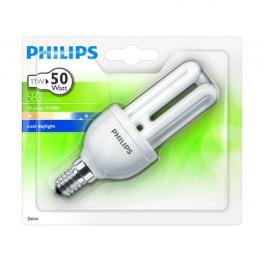 Bombilla Fluorescente Philips Genie 11W Cdl E14 Luz Fría
